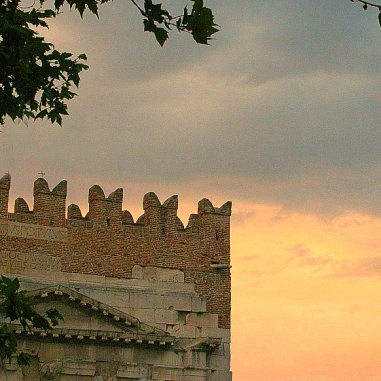 TRAMONTO ALL'ARCO