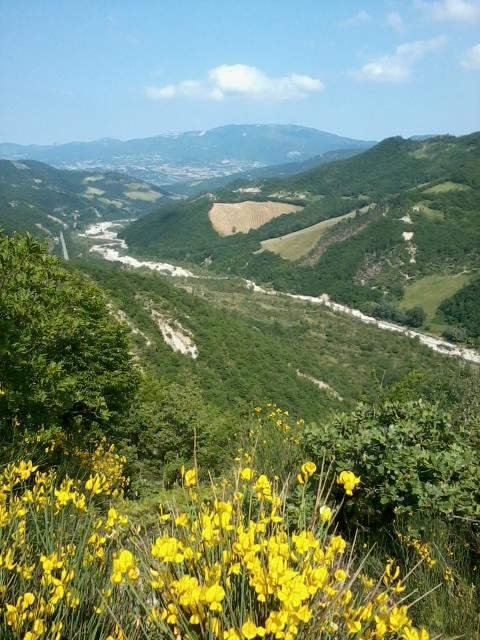 Bassa valle del Fiume Senatello