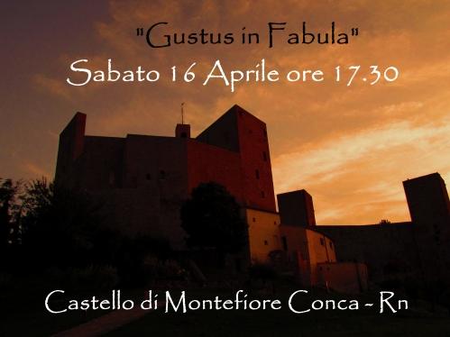 Gustus In Fabula - Montefiore